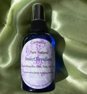 Insect Repellent Spray Natural, flea repellent, ticks spray