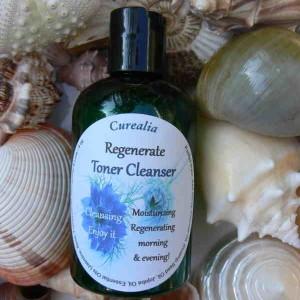 face toner, face cleanser, regenerate, nutritional toner