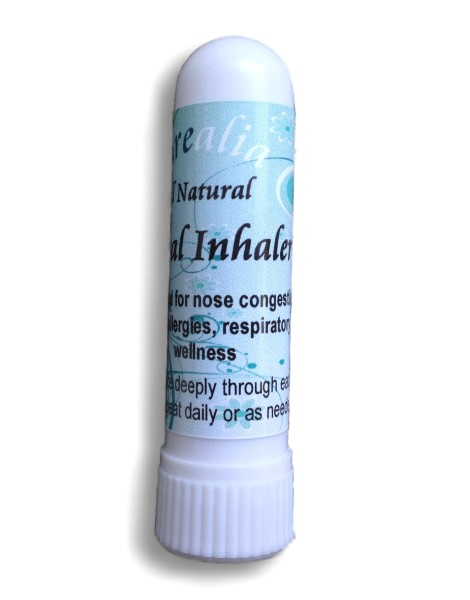 Nasal Inhaler congestion sinus cold curealia