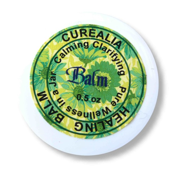 calming muscle joints balm, curealia