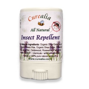 bugs gone, natural insect repellent solid stick