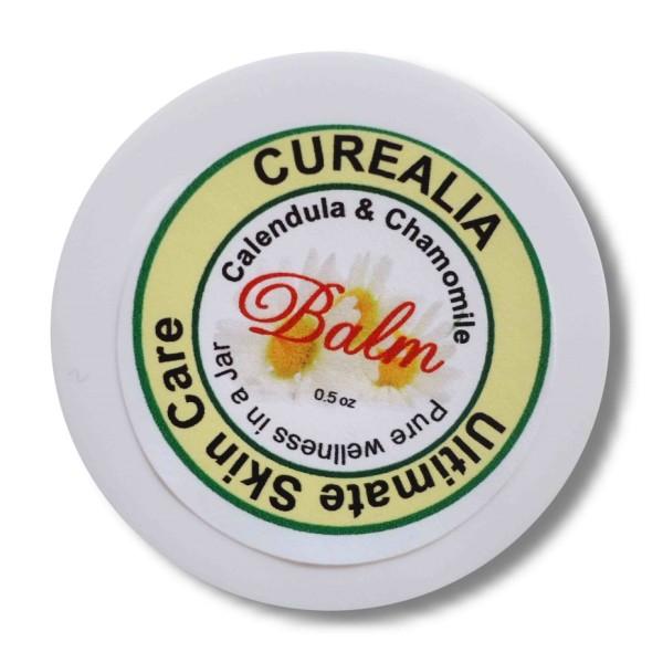 calendula chamomile balm, rash & irritation